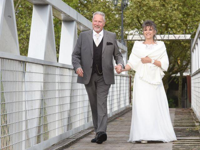 Le mariage de Bertrand et Claudine à Bordeaux, Gironde 19