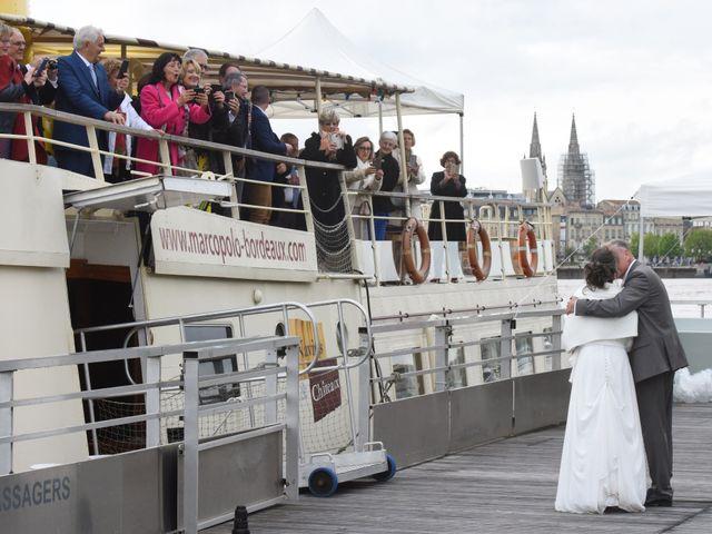 Le mariage de Bertrand et Claudine à Bordeaux, Gironde 20