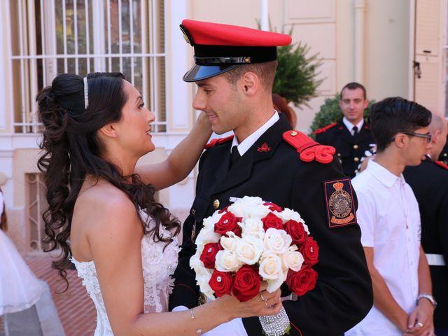 Le mariage de Julien et Christelle à Villefranche-sur-Mer, Alpes-Maritimes 6