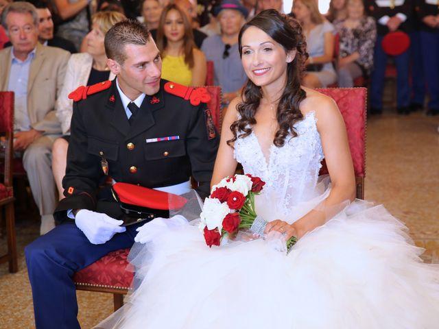 Le mariage de Julien et Christelle à Villefranche-sur-Mer, Alpes-Maritimes 7