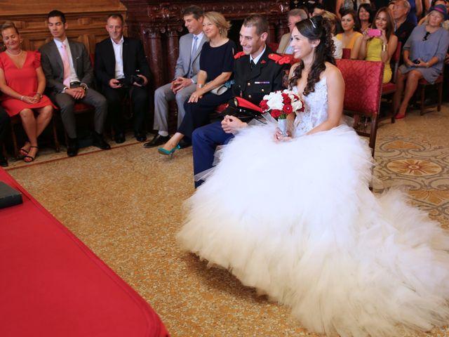 Le mariage de Julien et Christelle à Villefranche-sur-Mer, Alpes-Maritimes 8