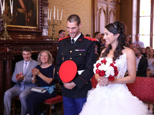 Le mariage de Julien et Christelle à Villefranche-sur-Mer, Alpes-Maritimes 9
