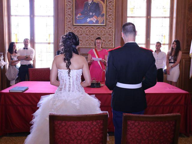 Le mariage de Julien et Christelle à Villefranche-sur-Mer, Alpes-Maritimes 11