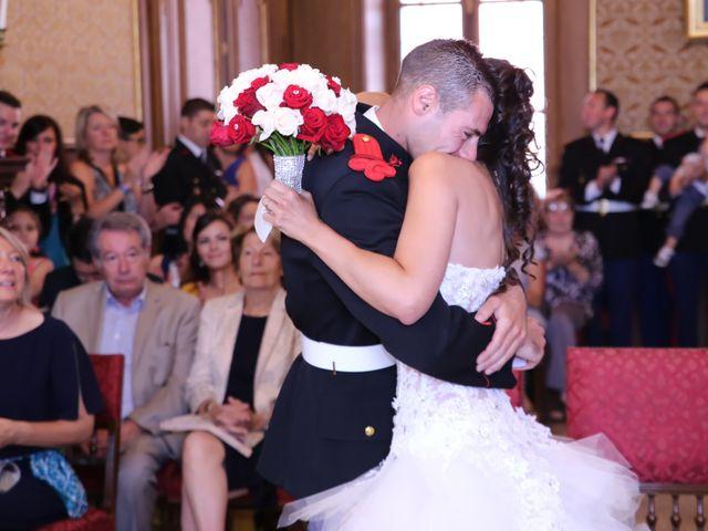 Le mariage de Julien et Christelle à Villefranche-sur-Mer, Alpes-Maritimes 12