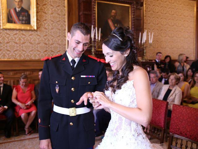 Le mariage de Julien et Christelle à Villefranche-sur-Mer, Alpes-Maritimes 13