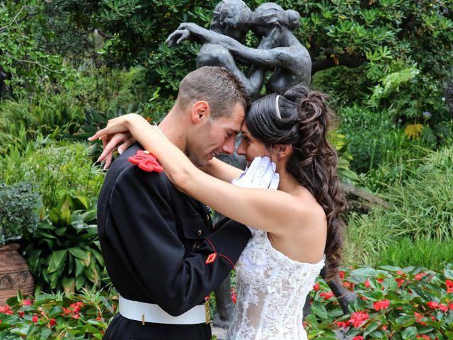 Le mariage de Julien et Christelle à Villefranche-sur-Mer, Alpes-Maritimes 24