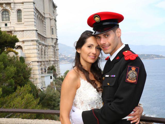 Le mariage de Julien et Christelle à Villefranche-sur-Mer, Alpes-Maritimes 26