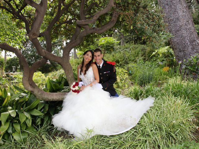 Le mariage de Julien et Christelle à Villefranche-sur-Mer, Alpes-Maritimes 27