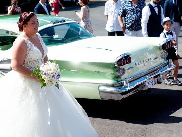 Le mariage de Joël et Audrey à Juvardeil, Maine et Loire 6