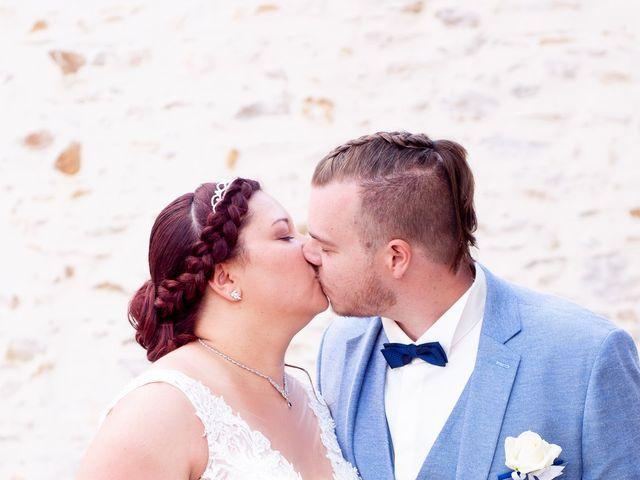 Le mariage de Joël et Audrey à Juvardeil, Maine et Loire 1