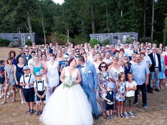 Le mariage de Joël et Audrey à Juvardeil, Maine et Loire 10