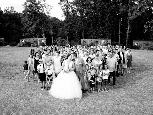 Le mariage de Joël et Audrey à Juvardeil, Maine et Loire 11