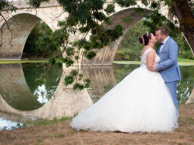 Le mariage de Joël et Audrey à Juvardeil, Maine et Loire 25