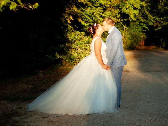 Le mariage de Audrey et Joël