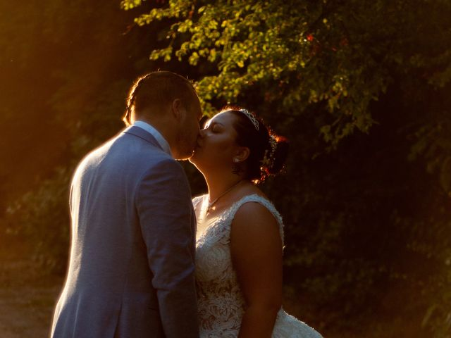 Le mariage de Joël et Audrey à Juvardeil, Maine et Loire 27