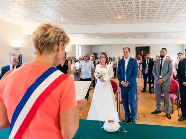 Le mariage de Olivier et Isabelle à Ormesson-sur-Marne, Val-de-Marne 6
