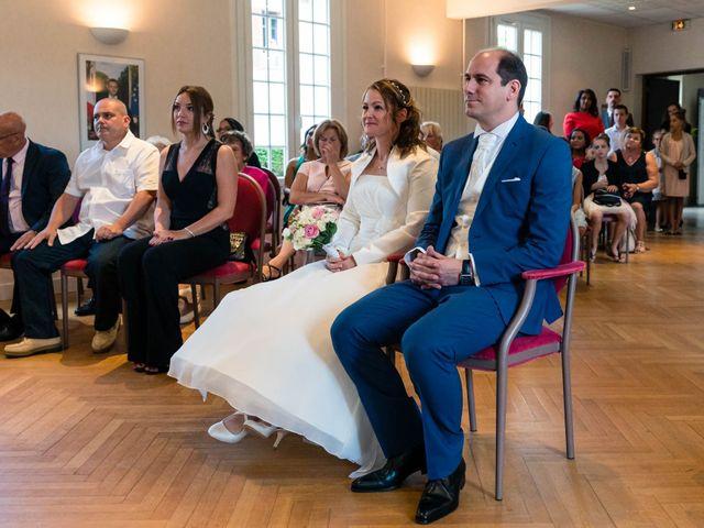 Le mariage de Olivier et Isabelle à Ormesson-sur-Marne, Val-de-Marne 9