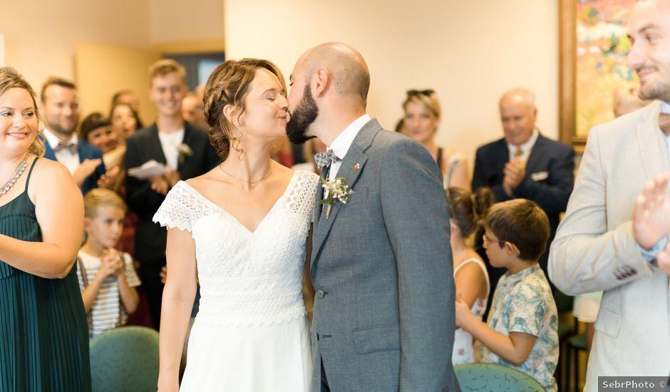 Le mariage de Mathieu et Jade à Allan, Drôme