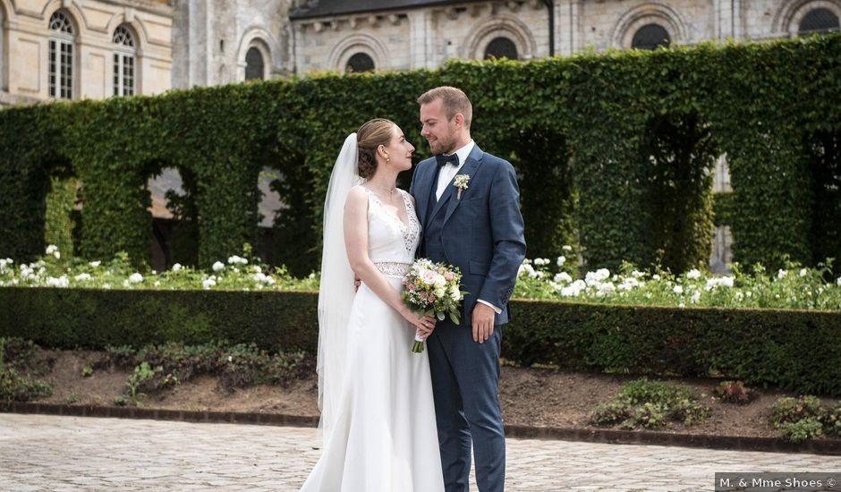 Le mariage de Christophe et Noémie à Bois-Guillaume, Seine-Maritime