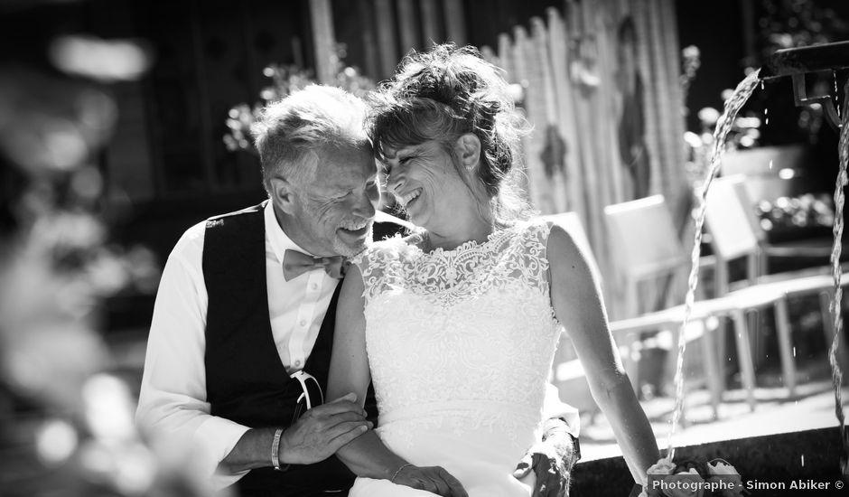Le mariage de Bertrand et Claudine à Bordeaux, Gironde