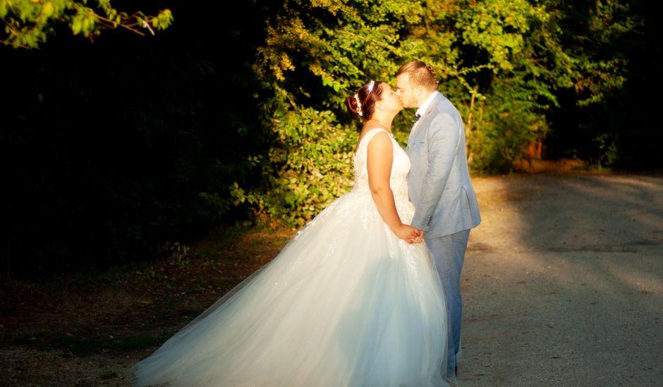 Le mariage de Joël et Audrey à Juvardeil, Maine et Loire