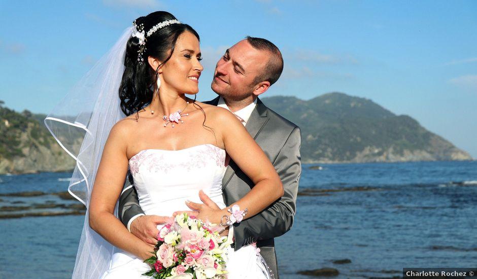 Le mariage de Christophe et Christelle à Six-Fours les Plages, Var