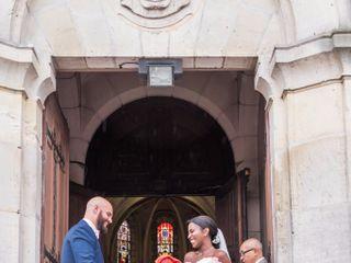 Le mariage de Béatrice et Jérémy 1
