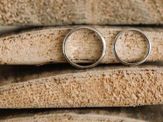 Le mariage de Juliette et Cyril 1