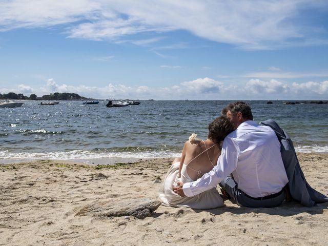 Le mariage de Céline et Yvan à Concarneau, Finistère 8