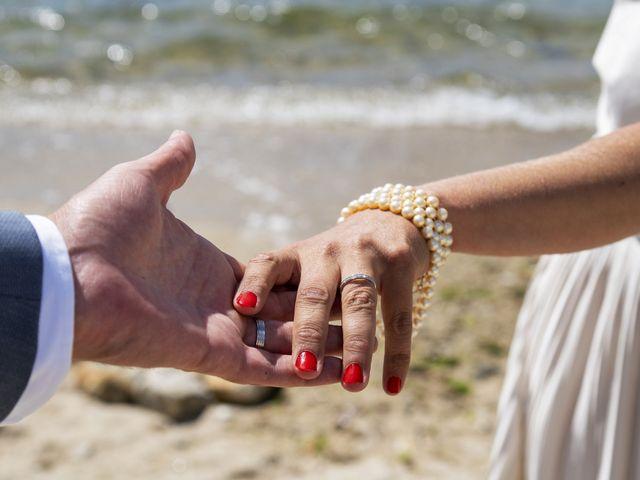 Le mariage de Céline et Yvan à Concarneau, Finistère 2