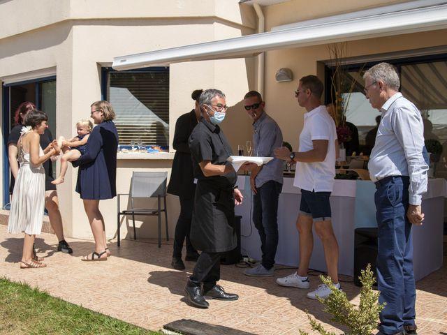Le mariage de Céline et Yvan à Concarneau, Finistère 23