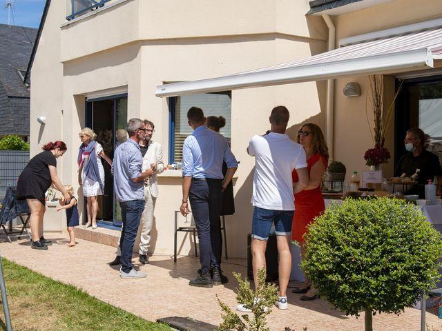 Le mariage de Céline et Yvan à Concarneau, Finistère 24