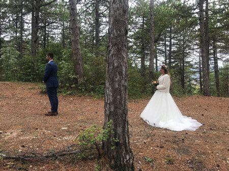 Le mariage de Alban et Lucie à Mirmande, Drôme 3