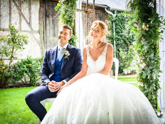 Le mariage de Kristo et Laura à Longnes, Yvelines 26