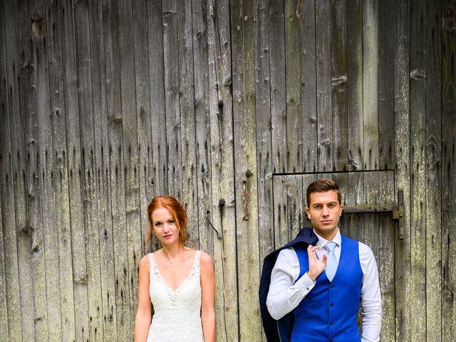 Le mariage de Kristo et Laura à Longnes, Yvelines 32