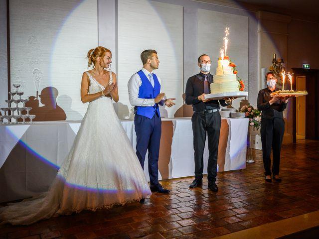 Le mariage de Kristo et Laura à Longnes, Yvelines 44