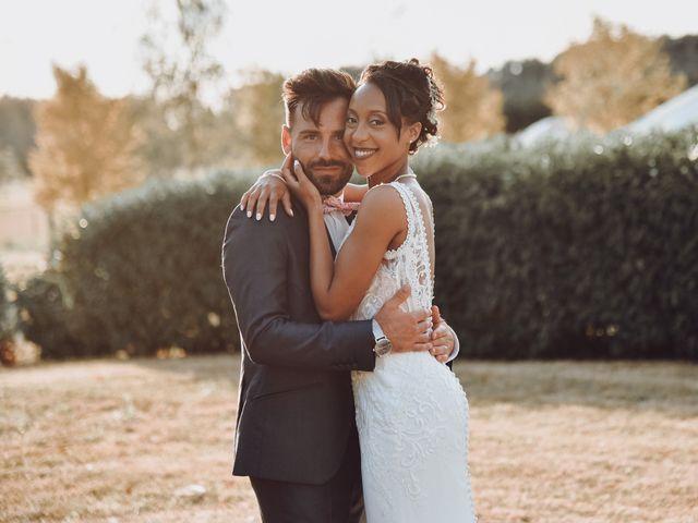 Le mariage de Jonathan et Aurélie à Paris, Paris 6