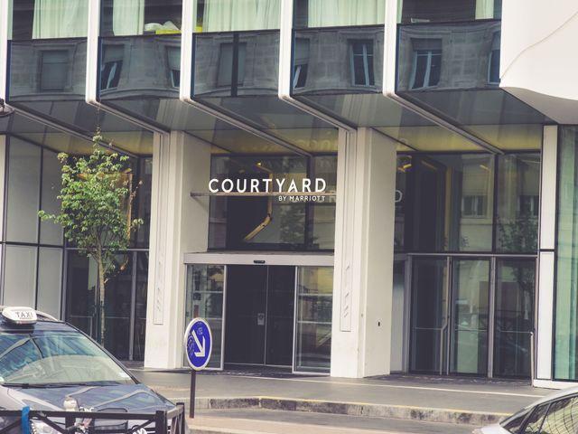 Le mariage de Jonathan et Aurélie à Paris, Paris 12
