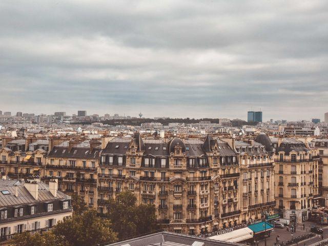 Le mariage de Jonathan et Aurélie à Paris, Paris 17