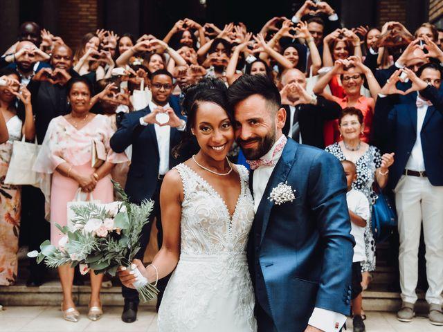Le mariage de Jonathan et Aurélie à Paris, Paris 44