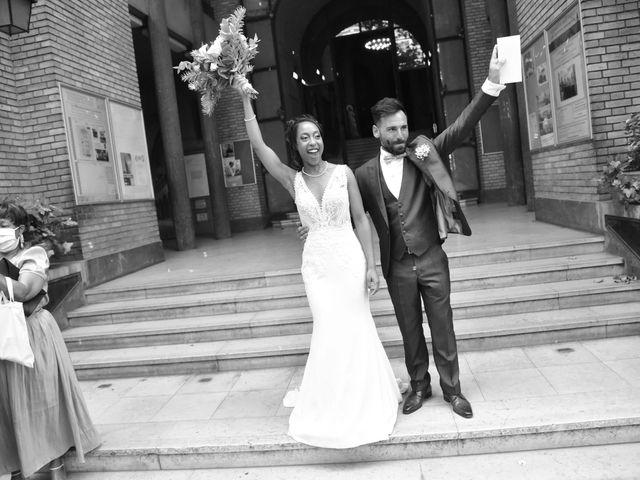 Le mariage de Jonathan et Aurélie à Paris, Paris 63