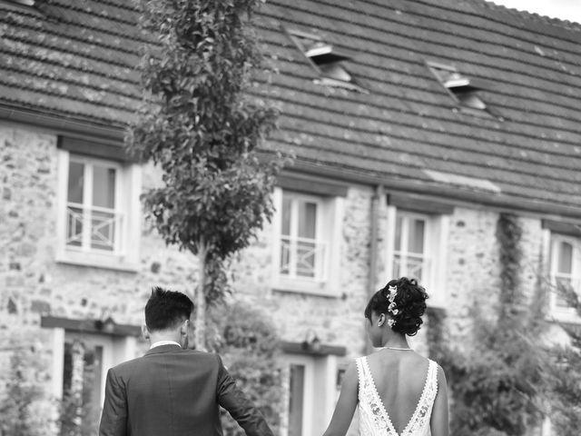 Le mariage de Jonathan et Aurélie à Paris, Paris 74