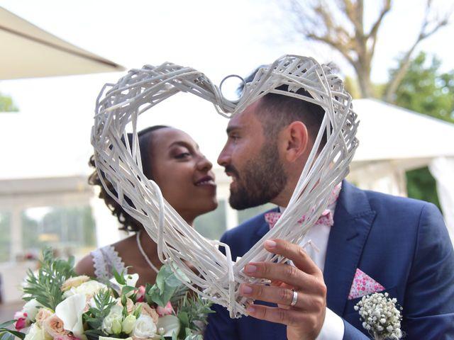 Le mariage de Jonathan et Aurélie à Paris, Paris 79
