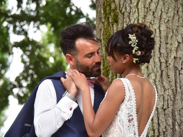 Le mariage de Jonathan et Aurélie à Paris, Paris 87