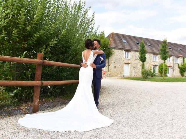 Le mariage de Jonathan et Aurélie à Paris, Paris 95