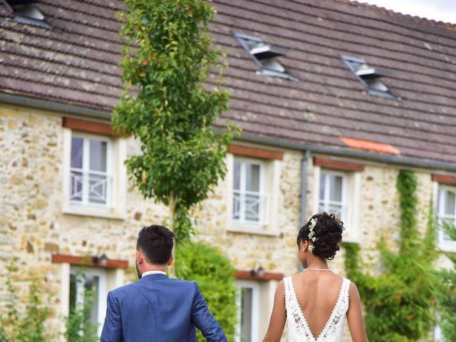 Le mariage de Jonathan et Aurélie à Paris, Paris 96