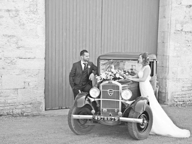 Le mariage de Alexandre et Angélique  à Villiers-en-Plaine, Deux-Sèvres 1