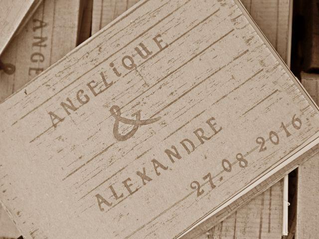 Le mariage de Alexandre et Angélique  à Villiers-en-Plaine, Deux-Sèvres 17
