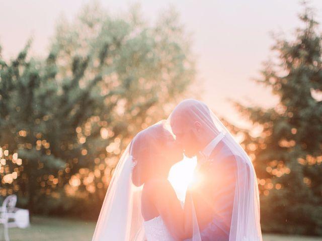 Le mariage de Jérémy et Béatrice à Crisenoy, Seine-et-Marne 8