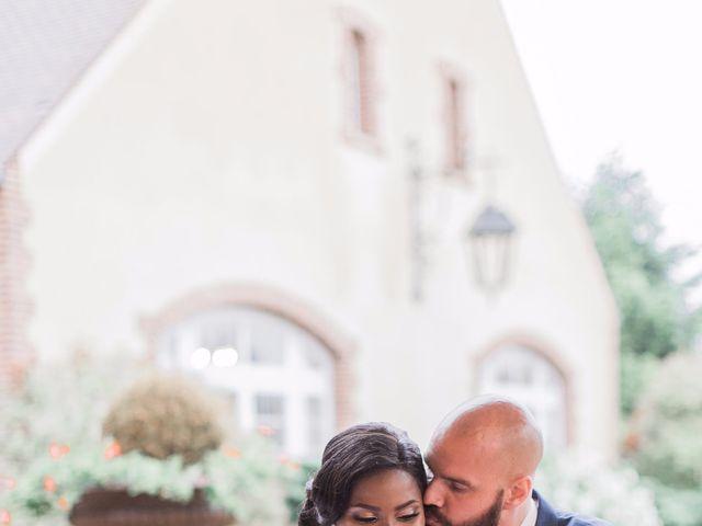 Le mariage de Jérémy et Béatrice à Crisenoy, Seine-et-Marne 11